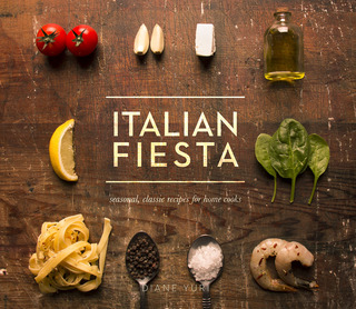 Italian Fiesta // Book Cover